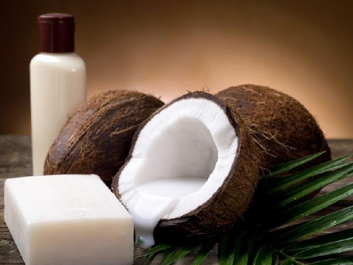 Косметика из кокоса
