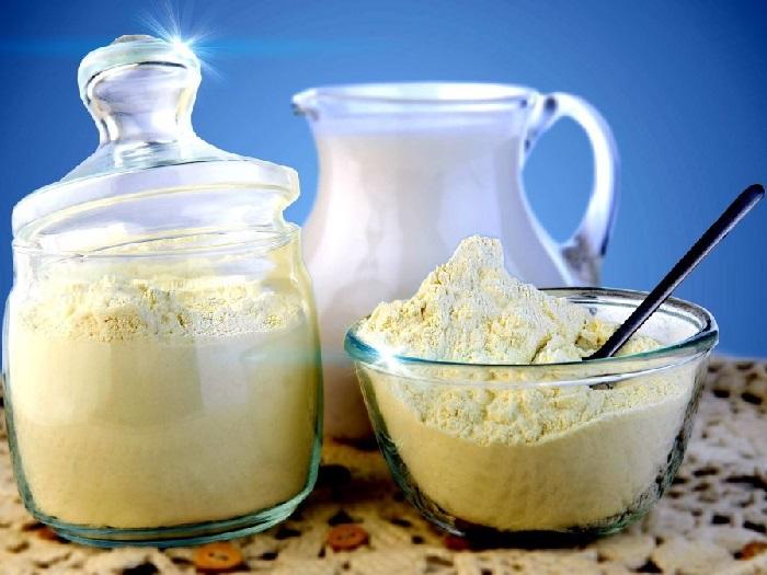Изображение сухого молока