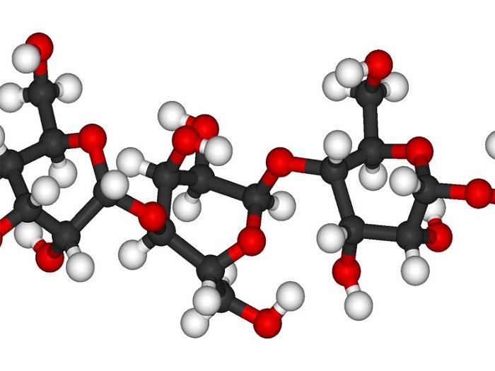 Структура полисахарида