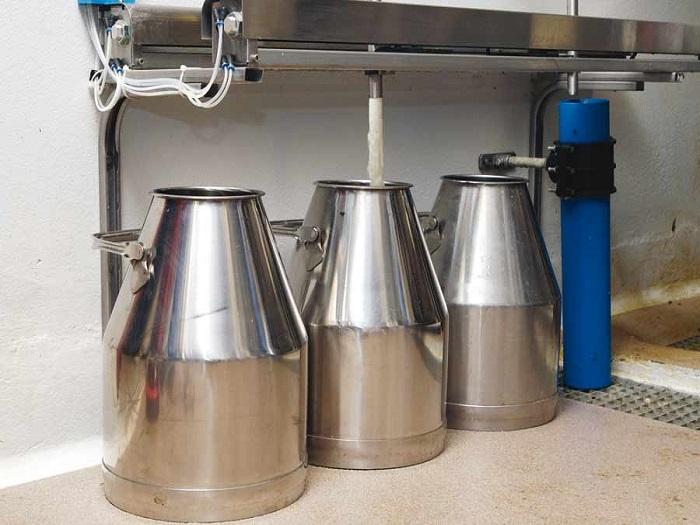 Сепарирование молока