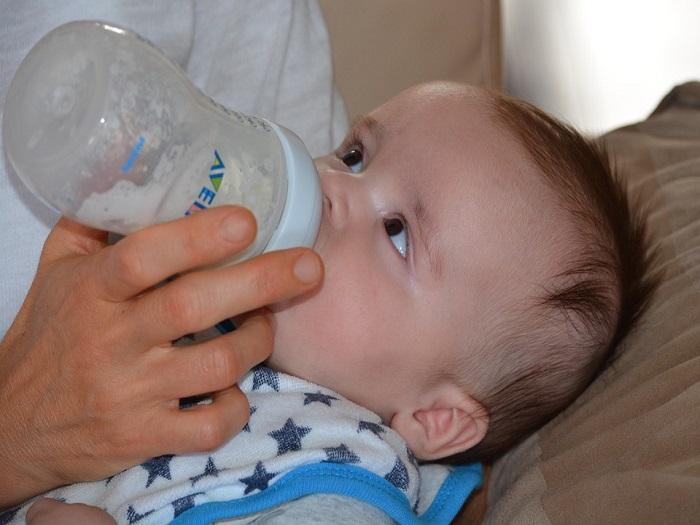 Козье молоко для новорожденных