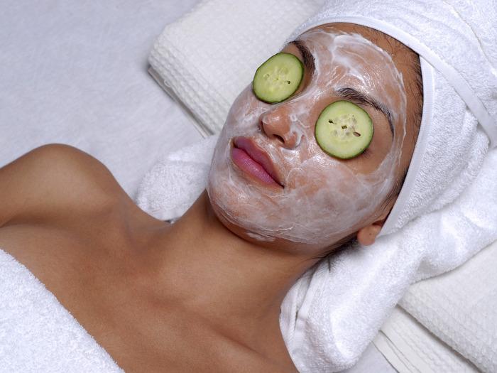 Сметанная маска для лица в домашних условиях